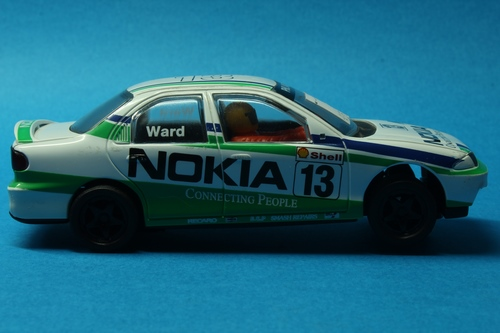 #31 Scalextric Ford Mondeo Phil Ward Pre Owned 82g