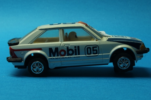 #32 Scalextric Peter Brock mobil Pre Owned 82g