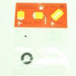 #86 Slot It SideWinder Gear Plastic Z32 018mm 1-32 axle (2)
