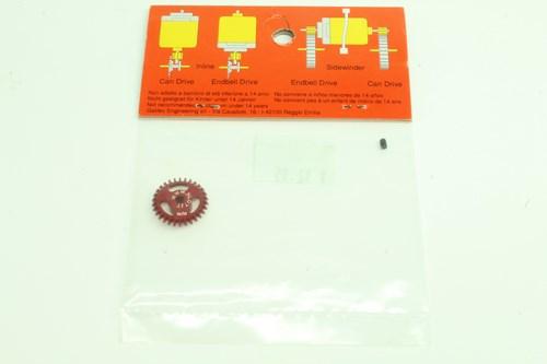 #92 Slot It AnglwWinder Gear Ergal Z30 light gear ProAxle System (2)